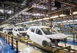 روند تولید خودروهای سواری در سال 98,اخبار خودرو,خبرهای خودرو,بازار خودرو