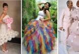 عجیب ترین لباسهای عروس و داماد در دنیا,اخبار جالب,خبرهای جالب,خواندنی ها و دیدنی ها