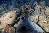 بقایای کشتی رومی در دریایمدیترانه,اخبار جالب,خبرهای جالب,خواندنی ها و دیدنی ها