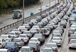 وضعیت جاده های ایران,اخبار اجتماعی,خبرهای اجتماعی,وضعیت ترافیک و آب و هوا