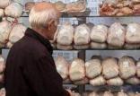 عدم افزایش قیمت مرغ در شب یلدا,اخبار اقتصادی,خبرهای اقتصادی,کشت و دام و صنعت