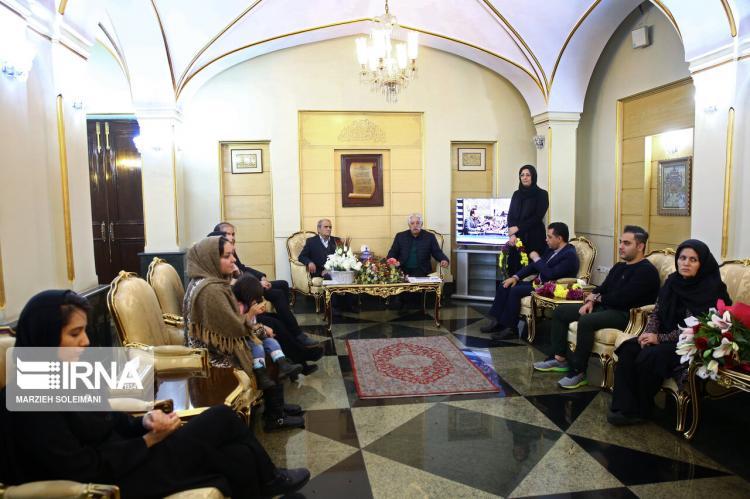 تصاویر مسعود سلیمانی,عکس های استاد دانشگاه تربیت مدرس,تصاویر آزادی مسعود سلیمانی