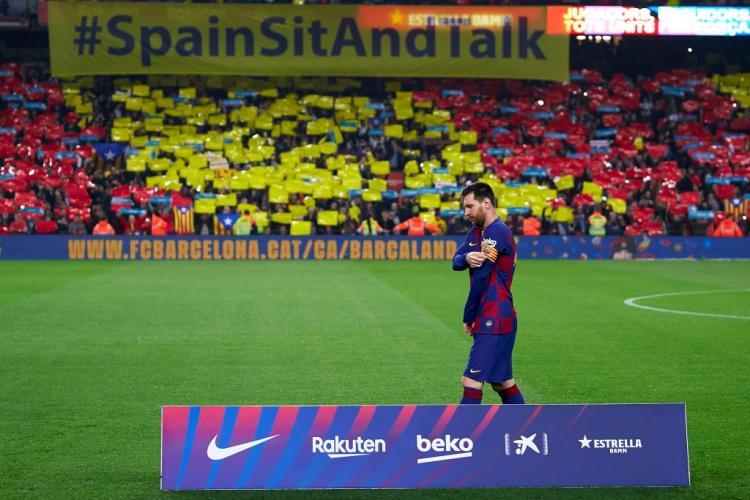 تصاویر دیدار رئال مادرید و بارسلونا,عکس های دیدار ال کلاسیکو 2019,تصاویر دیدار بارسلونا و رئال مادرید در سال 2019