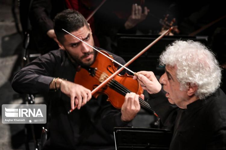 تصاویر ارکستر سمفونیک تهران,عکس های ارکستر سمفونیک تهران,تصاویر لوریس چکناواریان