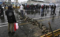 اعتراضات مردم به گرانی بنزینی,اخبار سیاسی,خبرهای سیاسی,اخبار سیاسی ایران