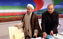 محمد باقر قالیباف و حسن روحانی,اخبار سیاسی,خبرهای سیاسی,اخبار سیاسی ایران
