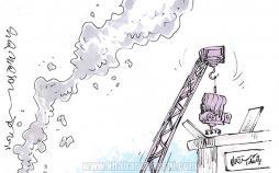 کارتون انتخاب مدیر جدید برای استقلال,کاریکاتور,عکس کاریکاتور,کاریکاتور ورزشی