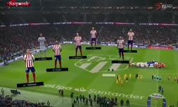 فیلم/ خلاصه دیدار اتلتیکو مادرید 0-1 بارسلونا (لالیگا)