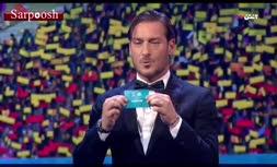 فیلم/ مراسم قرعهکشی مرحله گروهی یورو ۲۰۲۰