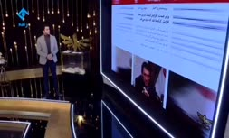 کنایه سنگین علی ضیا به وزیر «صمت»: باید وزیر نمی شدید که شدید
