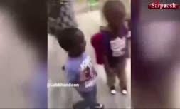 فیلمی دیده نشده از کودکی شیخ دیایاته