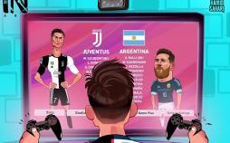 کارتون پائولو دیبالا,کاریکاتور,عکس کاریکاتور,کاریکاتور ورزشی