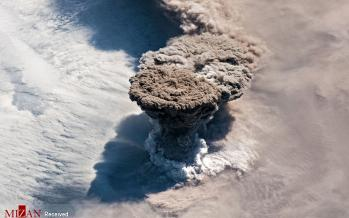 تصاویر آتشفشانهای فعال در سال ۲۰۱۹,عکس های آتشفشانهای فعال در سال ۲۰۱۹,تصاویری از آتشفشانها