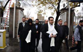 دختر و داماد رئیس جمهور در ستاد انتخابات,اخبار انتخابات,خبرهای انتخابات,انتخابات مجلس