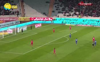 فیلم/ خلاصه دیدار پرسپولیس 2-1 گل گهرسیرجان (لیگ نوزدهم)