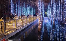 تصاویر جشنواره نور در چین,عکس های جشنواره نور در چین,تصاویر جشنواره نور در آستانه سال 2020