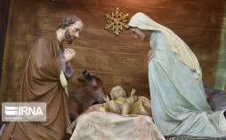 تصاویر آیین میلاد عیسی مسیح,عکس های آیین میلاد عیسی مسیح,تصاویر کلیسای سورپ گریگور ارامنه تهران
