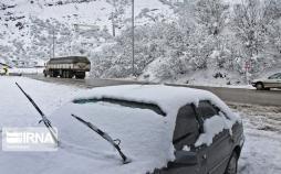 تصاویر بارش برف در گردنه حیران,عکس های بارش برف در گردنه حیران,تصاویر گردنه حیران در استان گیلان