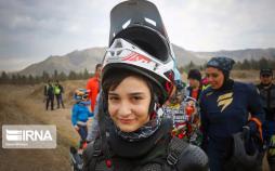 تصاویر رقابتهای موتورکراس قهرمانی بانوان,عکس های رقابتهای موتورکراس قهرمانی بانوان,تصاویر پیست ورزشگاه تختی تهران
