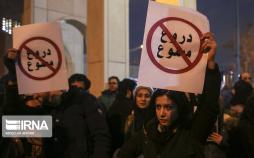 تصاویر اجتماع مردم مقابل دانشگاه شریف و امیرکبیر,عکس های تظاهرات در دانشگاه امیرکبیر,عکس های تجمعات مردمی در دانشگاه شریف
