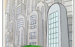 کاریکاتور ساخت و ساز شهری,کاریکاتور,عکس کاریکاتور,کاریکاتور اجتماعی