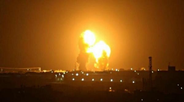 حمله راکتی به پایگاه نظامی «التاجی»,اخبار سیاسی,خبرهای سیاسی,خاورمیانه