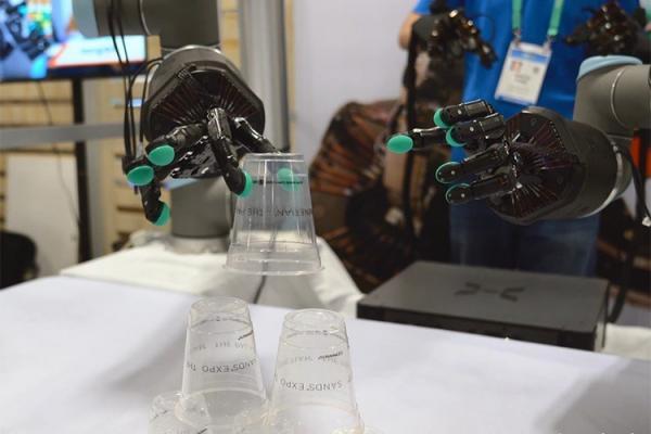 رباتهای ظرفشور,اخبار علمی,خبرهای علمی,اختراعات و پژوهش