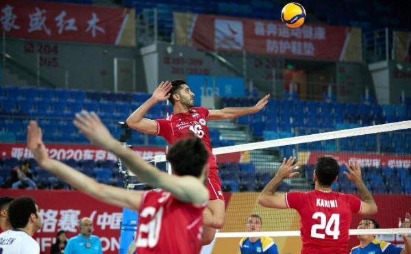 مسابقات والیبال المپیک,اخبار ورزشی,خبرهای ورزشی,والیبال و بسکتبال