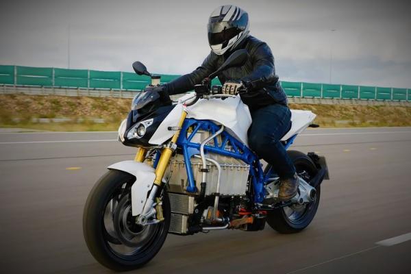 موتورسیکلت برقی E-Power Roadster,اخبار خودرو,خبرهای خودرو,وسایل نقلیه