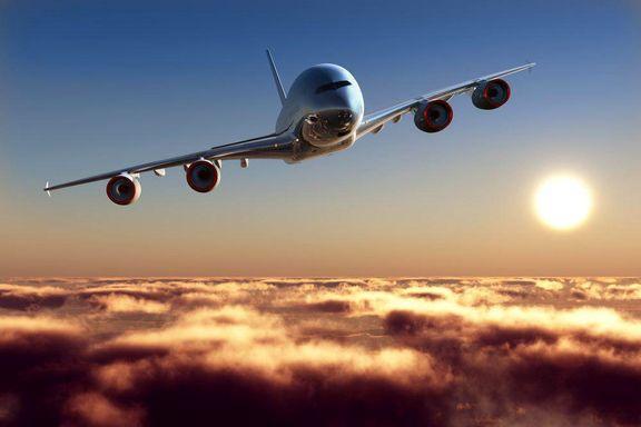 برقرار بودن پروازهای ایران به خارج