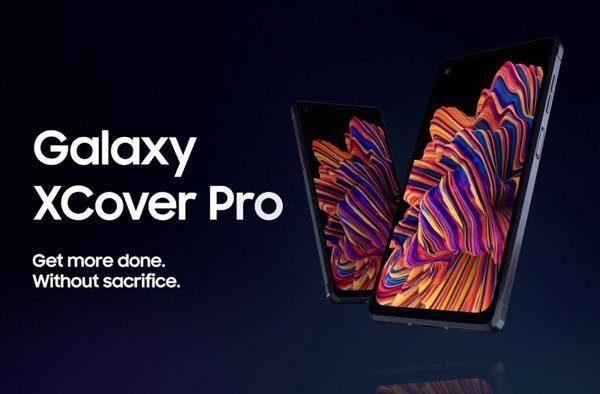 گوشی Galaxy XCover Pro,اخبار دیجیتال,خبرهای دیجیتال,موبایل و تبلت