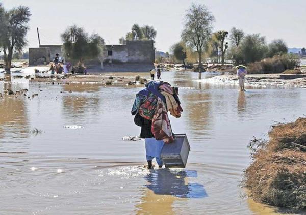خسارت سیل خوزستان 4 برابر خسارت سیل هرمزگان، کرمان و سیستان و بلوچستان
