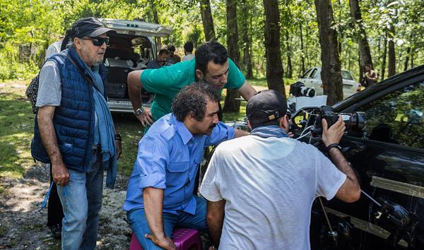 ادامه ضبط «پایتخت۶» در شیرگاه مازندران/پای بهرام افشاری به تیم نساجی قائمشهر هم باز شد