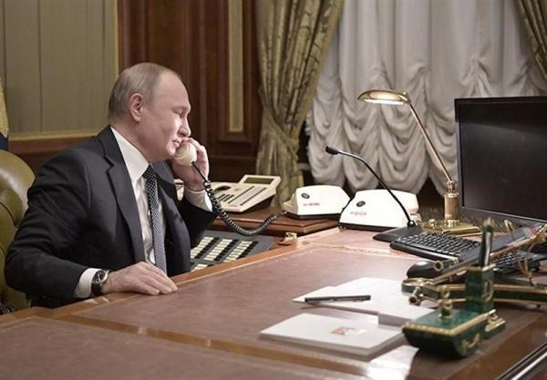 مذاکرات تلفنی پوتین و ترامپ در روزهای پایانی سال ۲۰۱۹
