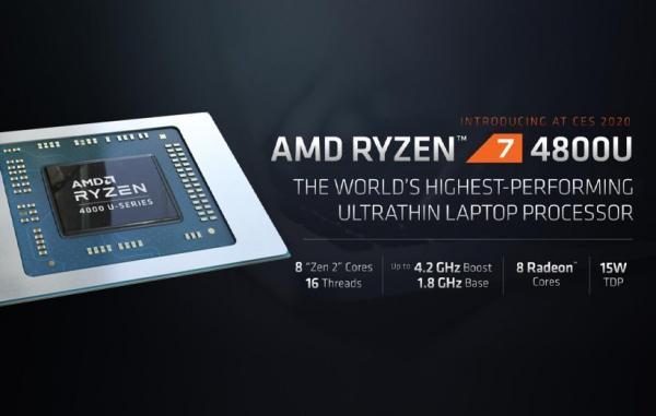 پردازندههای AMD,اخبار دیجیتال,خبرهای دیجیتال,لپ تاپ و کامپیوتر