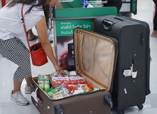 کیسههای پلاستیکی در تایلند,اخبار جالب,خبرهای جالب,خواندنی ها و دیدنی ها