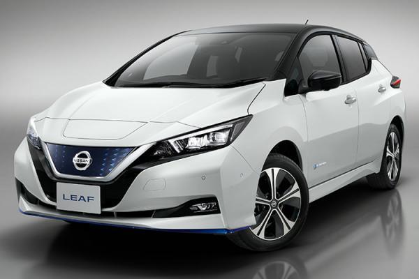 نیسان لیف مدل ۲۰۲۰,اخبار خودرو,خبرهای خودرو,مقایسه خودرو