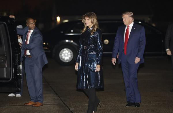 دونالد ترامپ و همسرش,اخبار سیاسی,خبرهای سیاسی,سیاست