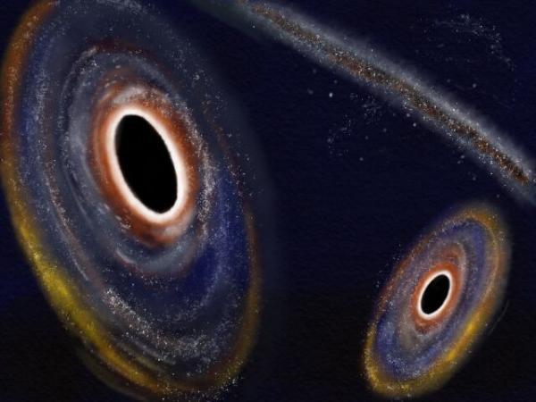 سیاه چاله,اخبار علمی,خبرهای علمی,نجوم و فضا