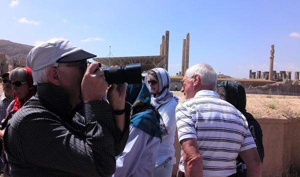 گردشگران خارجی در فارس,اخبار اجتماعی,خبرهای اجتماعی,محیط زیست
