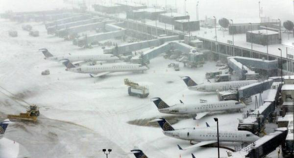 طوفان برفی در شیکاگو,اخبار حوادث,خبرهای حوادث,حوادث طبیعی