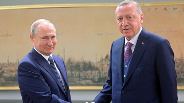 پوتین و اردوغان,اخبار سیاسی,خبرهای سیاسی,خاورمیانه
