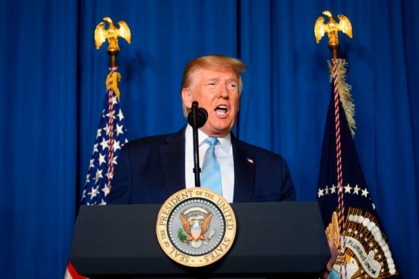 دونالد ترامپ,اخبار سیاسی,خبرهای سیاسی,دفاع و امنیت