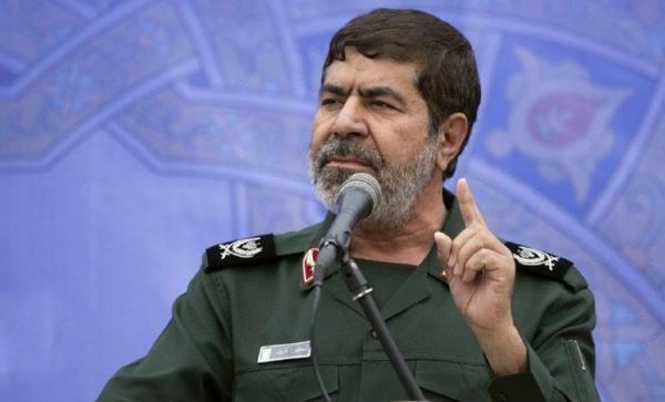 سخنگوی سپاه: انتقام مرحله اول بود/ آگاهان نظامی معنی «عین الاسد» را خوب میفهمند