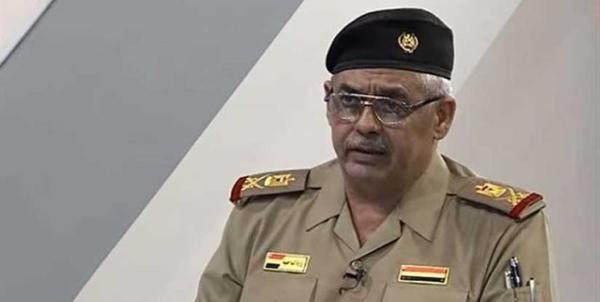 سخنگوی فرماندهی کل نیروهای مسلح عراق,اخبار سیاسی,خبرهای سیاسی,خاورمیانه