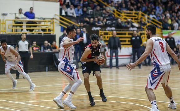 پیروزی مدعیان در هفته نوزدهم لیگ بسکتبال/ شیمیدر حریف گرگان نشد