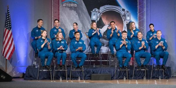 عکس روز ناسا از فضانوردان جدید,اخبار علمی,خبرهای علمی,نجوم و فضا