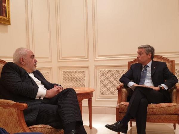ظریف و وزیر خارجه کانادا,اخبار سیاسی,خبرهای سیاسی,سیاست خارجی