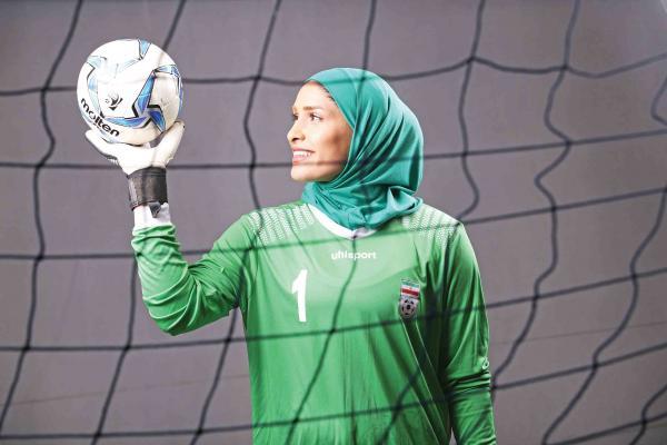 زهرا خواجوی,اخبار ورزشی,خبرهای ورزشی,ورزش بانوان