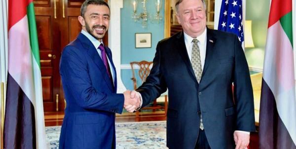 وزیر خارجه آمریکا و امارات,اخبار سیاسی,خبرهای سیاسی,سیاست خارجی